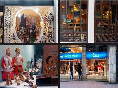 Recientemente, los alumnos de 2º Curso de Gestión de Ventas  realizaron un actividad consistente en recorrer varias zonas comerciales de Zaragoza.