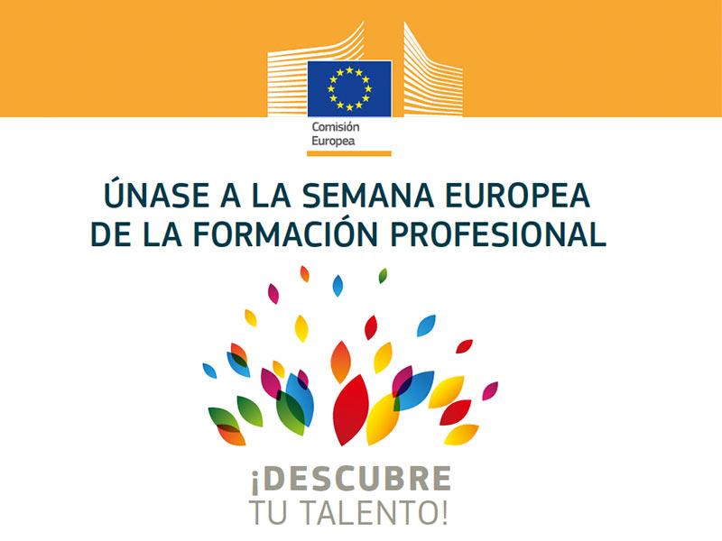 Jornada sobre la realidad del sector profesional de la familia de Imagen y Sonido.   Organizado dentro de la Semana Europea de la FP.